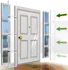 Sidelight Windows Photos Soundproofing Styles Window Ezsoundproof