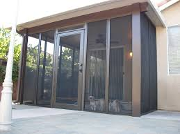 Tiger Awnings by Tiger Wire Screen Systems