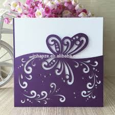 wholesale butterfly wedding invitation cards online buy best