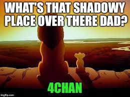 4chan Memes - lion king meme imgflip