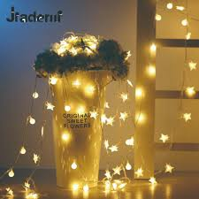Outdoor Christmas Lights Decorations by Led Lights Decoration Star Promotion Shop For Promotional Led