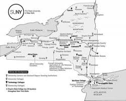 Alfred New York Map by Suny To Lead State In New Policy Plan Affirmative Consent