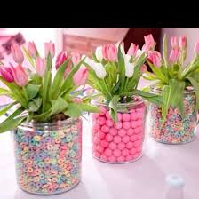 Ideas For Baby Shower Centerpieces For Tables by 123 Best Baby Shower Floral Arrangements Images On Pinterest
