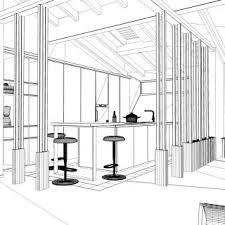 sketch cinema 4d michele scarpellini architettura design e