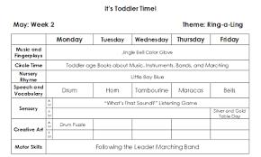 toddler lesson plan overview teach preschool