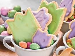 easter cookies easter cookie recipe recipe myrecipes