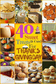 40 sweet and treats for thanksgiving day the budget diet