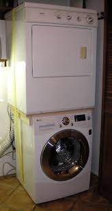 Washer Dryer Enclosure 22 Best Stacked Washer Dryer Images On Pinterest Laundry Room