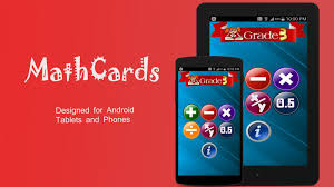 3rd grade math flashcards free android apps on google play