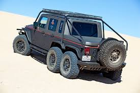 jeep wrangler bandit hell hog hellcat powered 2012 jeep wrangler unlimited 6x6