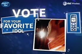 Vote Idol Idol And At T American Idol