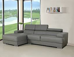 kitchen sectional sofas contemporary dining chairs furniture us pride furniture gabriel gray leather contemporary