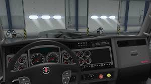 kenworth w900 interior exterior rework american truck simulator