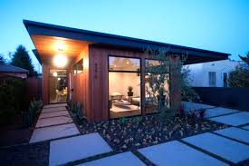 simple exterior mid century modern color palette in pictures on