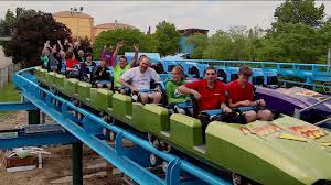 Kentucky Kingdom Six Flags Ace Event At Kentucky Kingdom Preview Lightning Run Youtube