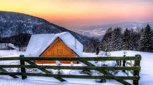 Beautiful Mountain Houses by Houses Beautiful Wooden Mountain Cabin Winter Mountains