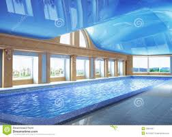 pool inside the house royalty free stock photography image 23842057