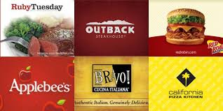 restaurants gift cards 24 gift card deals that make the giftliving rich