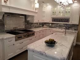 kitchen quartz countertops honed black quartz countertops carrara venato subway tile
