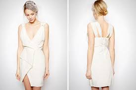 dresses to wear to a wedding reception 20 alternative dresses to wear to your wedding reception brit co