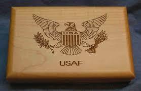 Engravable Keepsake Box Military Gift Box Personalized Keepsake Box Laser Engraved