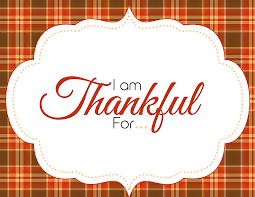 i am thankful for printable thanksgiving template frugalful