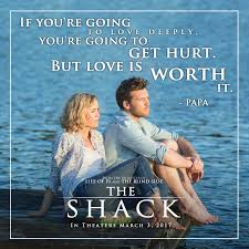Movie About People Going Blind The Shack Faith Love Loss And Forgiveness Mommy Mafia