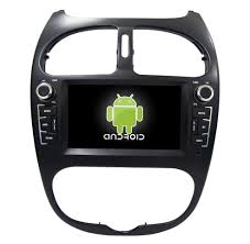 peugeot 206 price cheap price android 7 1 car multimedia radio for peugeot 206 with