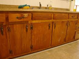 refacing oak kitchen cabinets how to clean old oak kitchen cabinets nrtradiant com