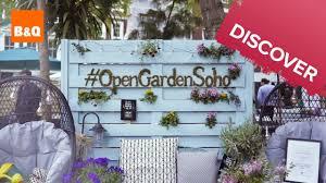 Laminate Flooring At B And Q B U0026q Open Garden Soho 2017 Youtube