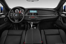 bmw dashboard 2012 bmw x6 reviews and rating motor trend