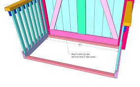 Screws For A Baby Crib by Diy Farmhouse Crib Shanty 2 Chic