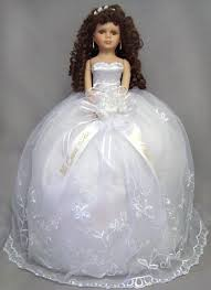 quinceanera dolls quinceanera 16 porcelain doll white dress usa