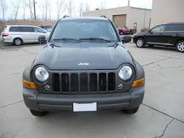 2006 green jeep liberty jeep liberty for sale in bowling green ky carsforsale com
