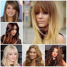 long layered hairstyles with bangs trendy hairstyles 2015 2016