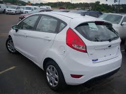 2011 ford fiesta se 4dr hatchback in eau claire wi welkes auto