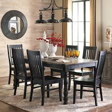 ashley furniture claco bay 7 piece casual dining room table and