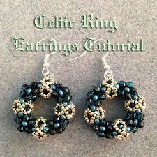 beginner earrings 452 best beading ideas earrings images on seed