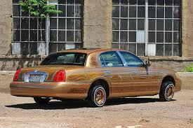 golden bentley 1998 lincoln town car life u0027s golden