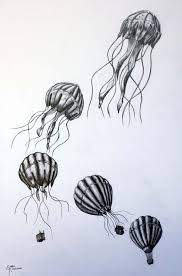 the 25 best jellyfish drawing ideas on pinterest jellyfish