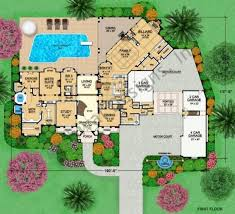 luxury mansion floor plans 234 best house blueprints images on home plans house