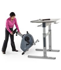 Exercise At Your Desk Equipment Bike Desks Get An At Your Desk Workout 1 Free Accessory