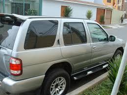 vendo camioneta nissan terrano 2000