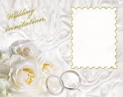 texte carte mariage une carte d invitation pour un mariage avec un cadre pour l