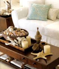 side table living room decor decoration ideas cheerful rectangular brown wooden coffee table