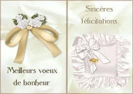 voeux de bonheur pour un mariage 20 best félicitations pour un mariage images on