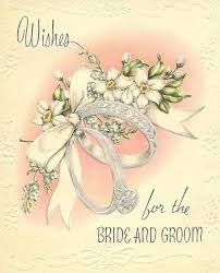 Wedding Wishes Hallmark 2808 Best Vintage Greeting Cards Images On Pinterest Vintage