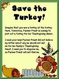 thanksgiving turkey writing prompts by janton tpt