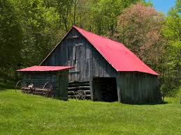 Barn Roof by Red Roof Barn Here Is The Old Barn Located At The Miller F U2026 Flickr