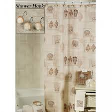 Seashell Bathroom Decor Ideas by Attractive Classy Shower Curtain 60c63756a1007ee17f524bac675a4a7b
